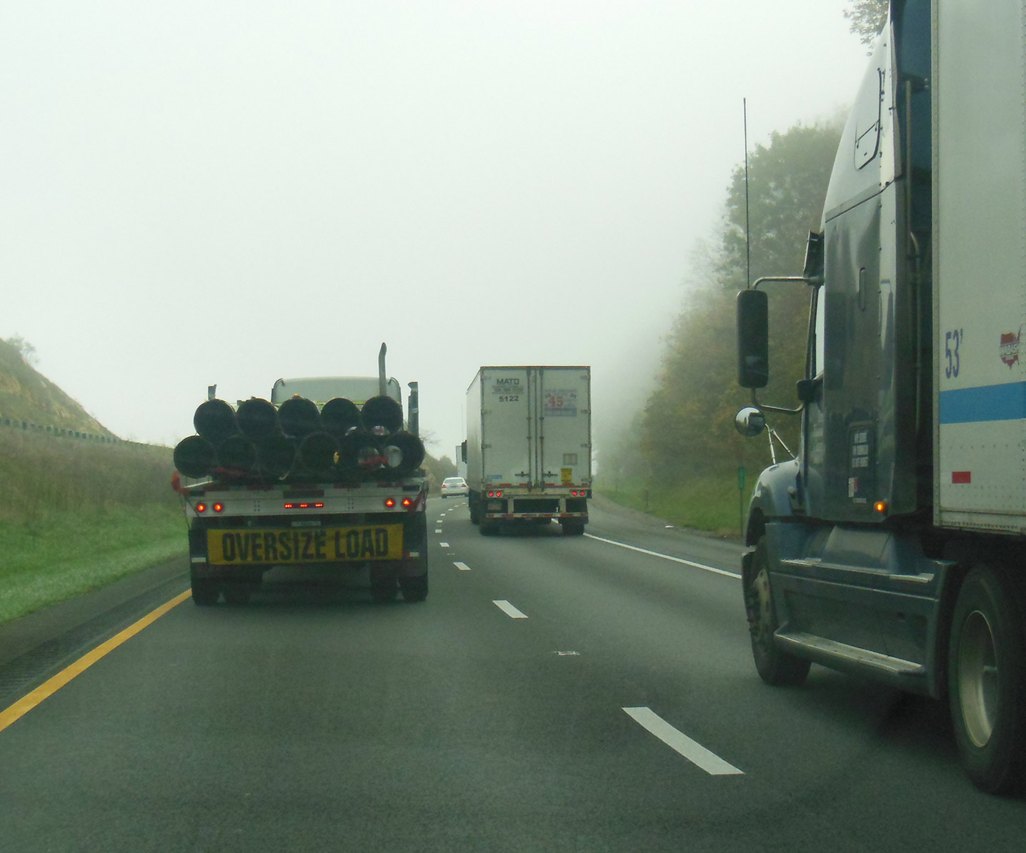 Top Five List: Best and the Worst States for Small Trucking