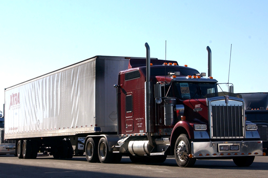 gps for commercial truck drivers